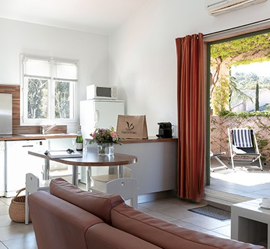 Villas Vasca d'Oro résidence 4 étoiles avec piscine