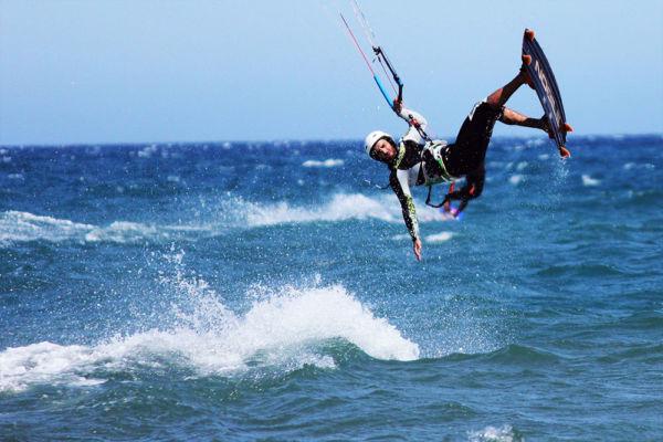 Activités kitesurf Porto-Vecchio