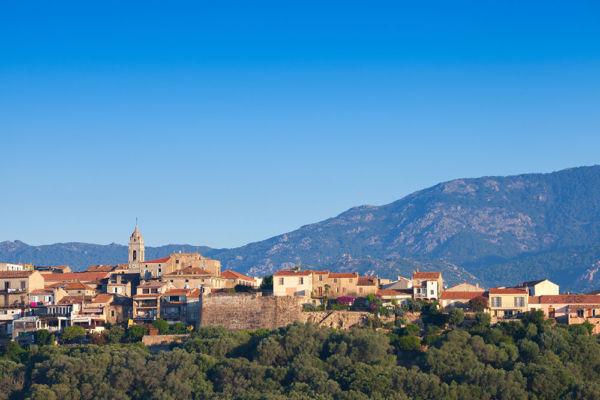 Village de Porto-Vecchio proche résidence