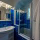 Salle de bains dans villa familiale Porto-Vecchio