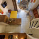 Pièce à vivre dans villa familiale Porto-Vecchio